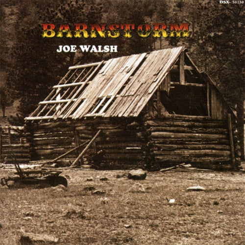 Joe Walsh Barnstorm - vinyl LP