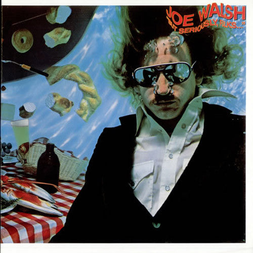 Joe Walsh But Seriously Folks - vinyl LP