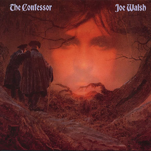 Joe Walsh The Confessor - vinyl LP