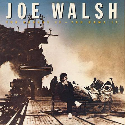 Joe Walsh You Bought It You Name It - vinyl LP
