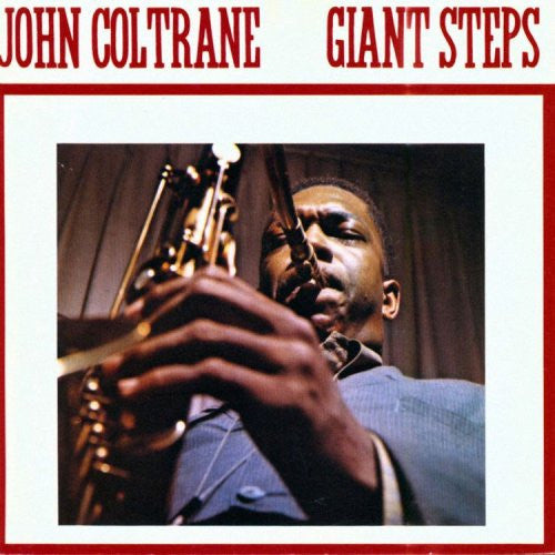 John Coltrane Giant Steps - vinyl LP