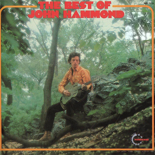 John Hammond The Best of John Hammond - vinyl LP