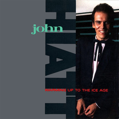 John Hiatt Warming Up To The Ice Age - vinyl LP