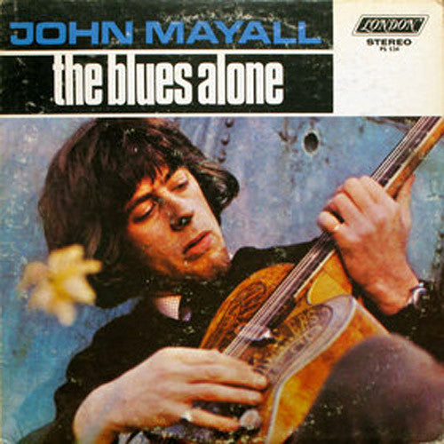 John Mayall Blues Alone - vinyl LP
