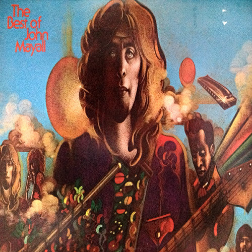 John Mayall The Best of John Mayall - vinyl LP
