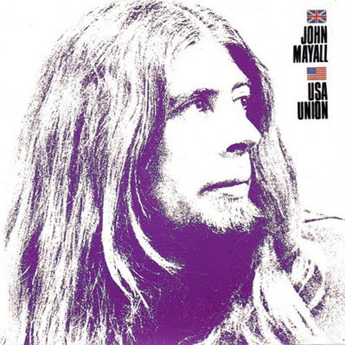 John Mayall USA Union - vinyl LP