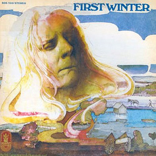 Johnny Winter First Winter - vinyl LP