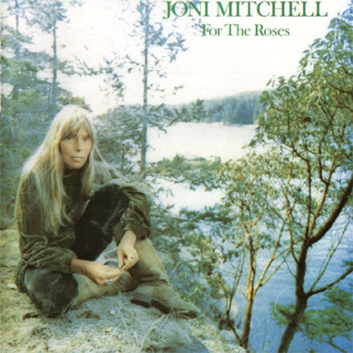Joni Mitchell For The Roses - vinyl LP