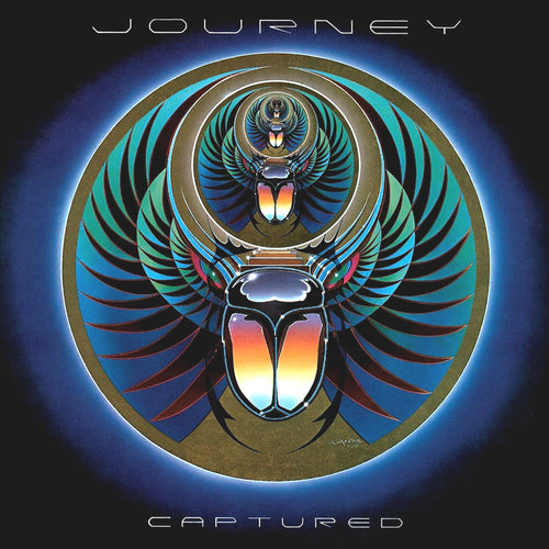 Journey Captured - vinyl LP