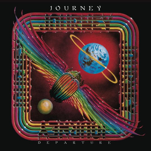 Journey Departure - vinyl LP