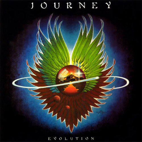 Journey Evolution - vinyl LP