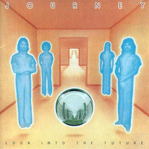 Journey Look Into The Future - vinyl LP