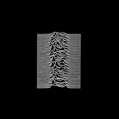 Joy Division Unknown Pleasures - vinyl LP