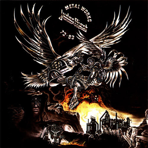 Judas Priest Metal Works '73-'93 - compact disc