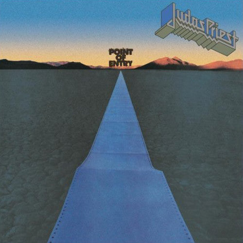 Judas Priest Point Of Entry - vinyl LP