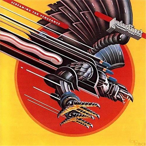 Judas Priest Screaming For Vengeance - vinyl LP