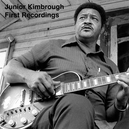 Junior Kimbrough First Recordings - 10 inch vinyl EP