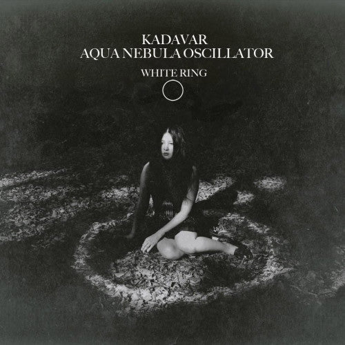 Kadavar Aqua Nebula Oscillator The White Ring - vinyl LP