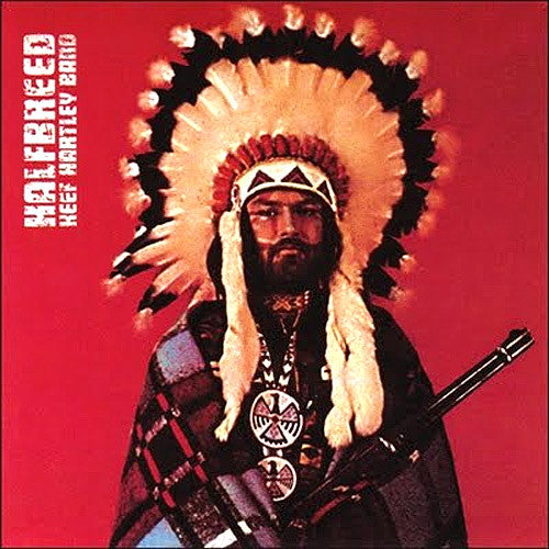 Keef Hartley Band Halfbreed - vinyl LP