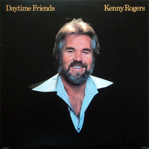 Kenny Rogers Daytime Friends - vinyl LP