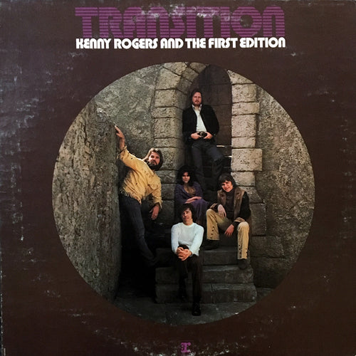 Kenny Rogers and The First Edition Transition - vinyl LP