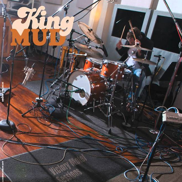 King Mud Victory Motel Sessions - vinyl LP