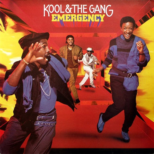 Kool & The Gang Emergency - vinyl LP