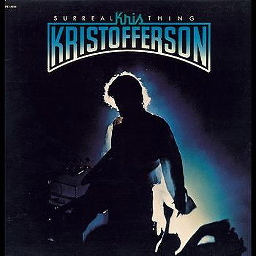 Kris Kristofferson Surreal Thing - vinyl LP