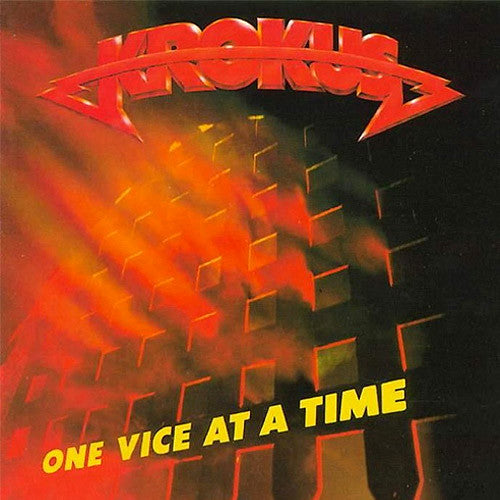 Krokus One Vice At A Time - vinyl LP