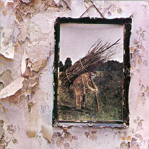 Led Zeppelin IV - vinyl LP