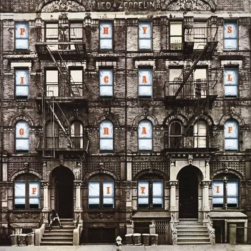 Led Zeppelin Physical Graffiti - vinyl LP