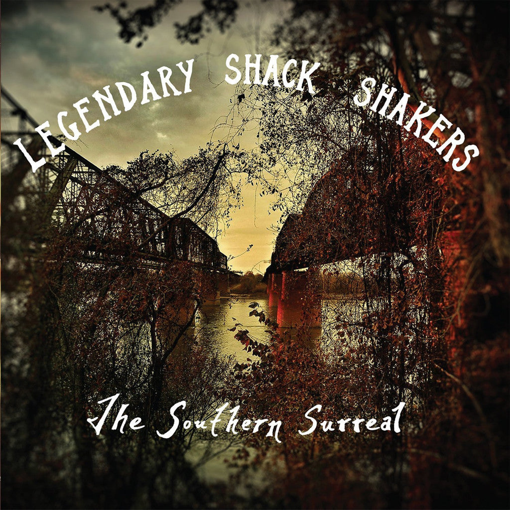 Legendary Shack Shakers The Southern Surreal - vinyl LP