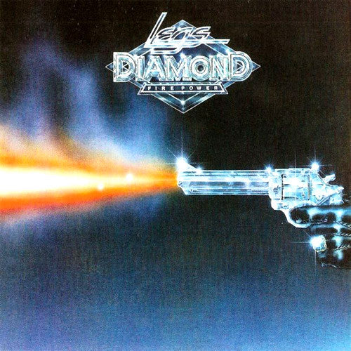 Legs Diamond Fire Power - vinyl LP