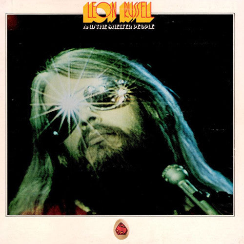 Leon Russell and The Shelter People - vinyl LP