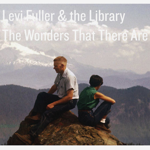 Levi Fuller & The Library The Wonders That There Are - compact disc