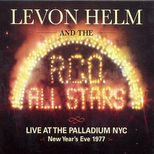 Levon Helm and The RCO Allstars Live at the Palladium - DVD