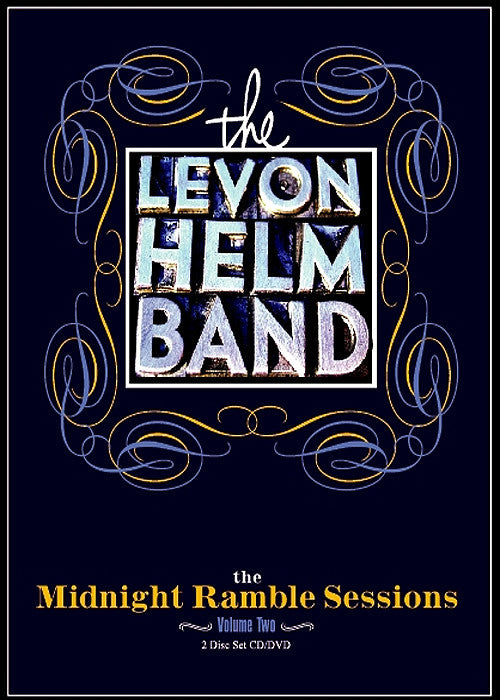 Levon Helm The Midnight Ramble Sessions Volume 2 - compact disc
