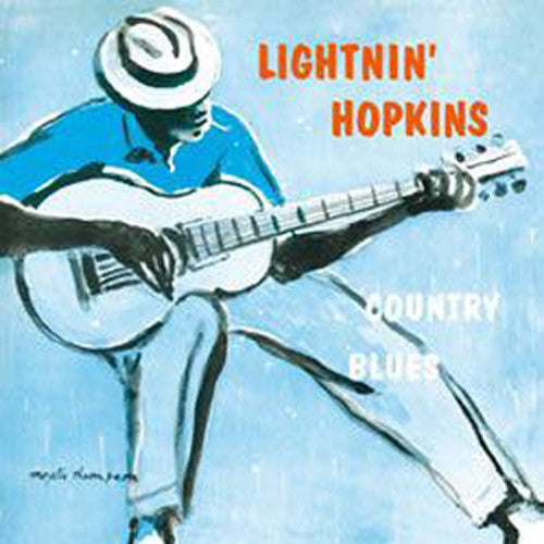 Lightnin Hopkins Country Blues - vinyl LP