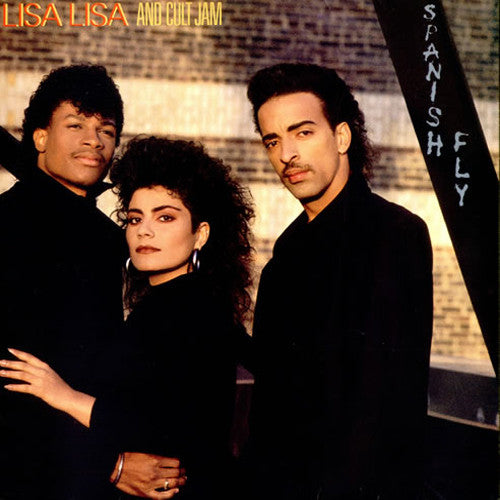 Lisa Lisa And Cult Jam Spanish Fly - cassette