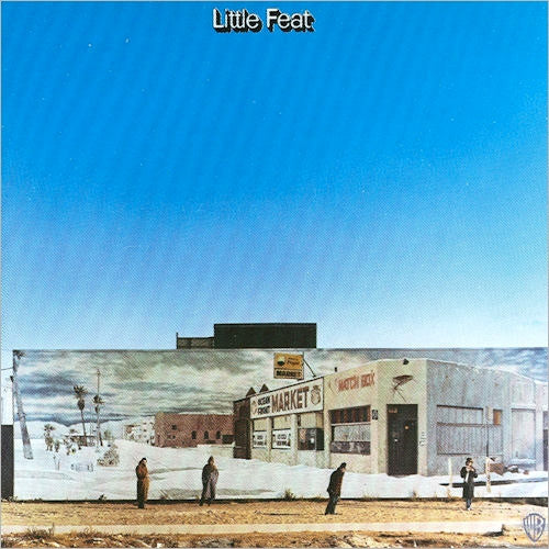 Little Feat - vinyl LP
