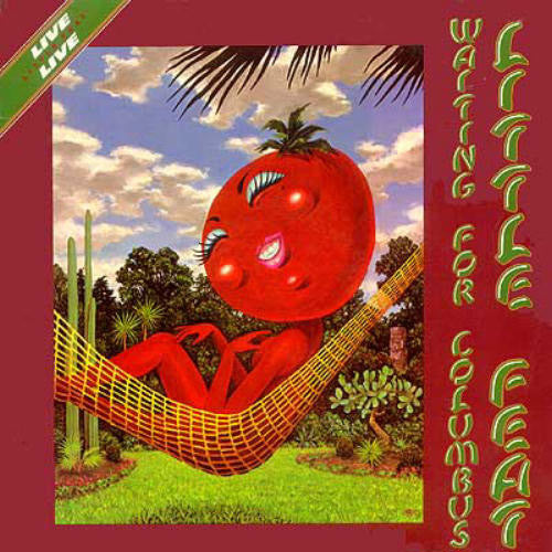 Little Feat Waiting For Columbus - vinyl LP