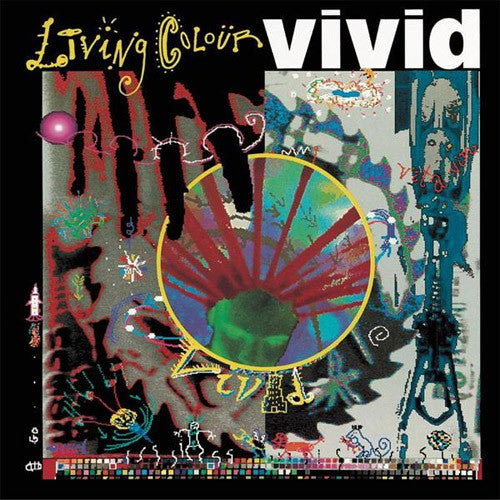 Living Colour Vivid - cassette