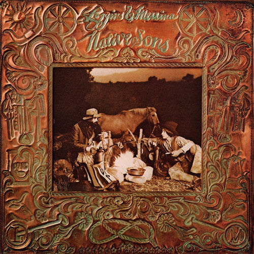Loggins & Messina Native Sons - vinyl LP