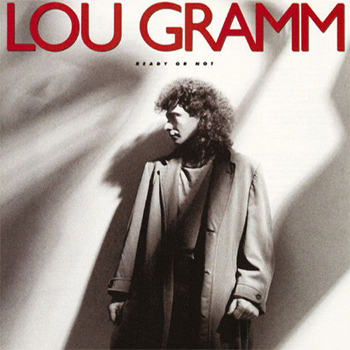 Lou Gramm Ready Or Not - vinyl LP
