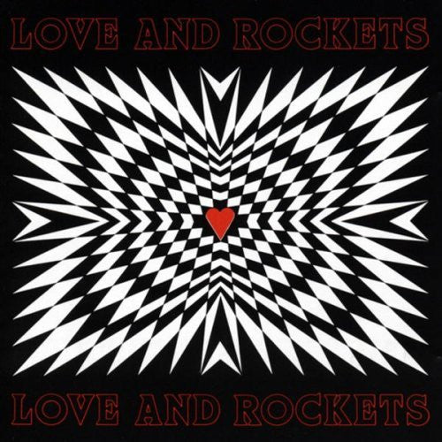 Love and Rockets - cassette