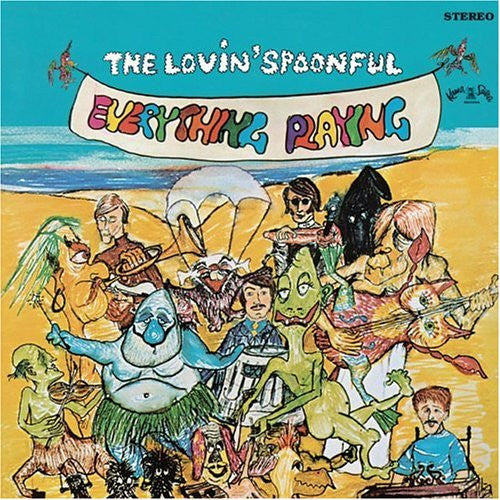 Lovin' Spoonful Everything Playing - vinyl LP