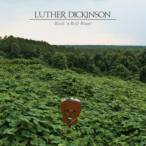 Luther Dickinson Rock 'n Roll Blues - vinyl LP