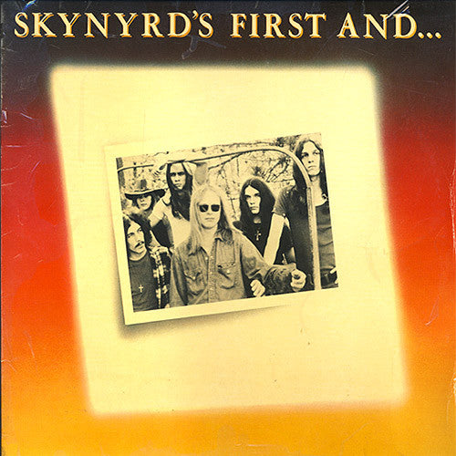 Lynyrd Skynyrds's First And… - vinyl LP