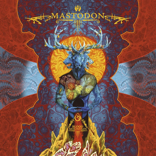 Mastodon Blood Mountain - vinyl LP