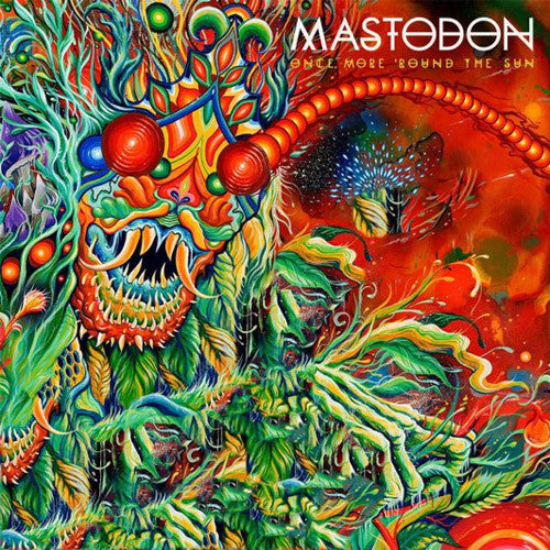 Mastodon Once More 'Round The Sun - vinyl LP